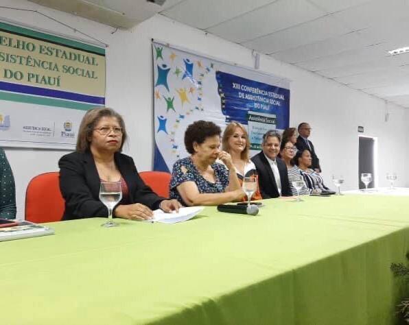 Miguel Leão | Prefeito participa da XIII Conferência da Assistência Social