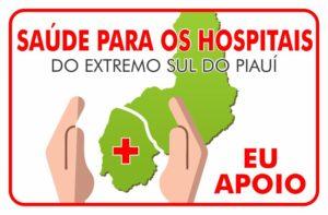 """Grupo de WhatsApp cria """"Movimento Saúde Para os Hospitais"""" do Extremo Sul do Piauí"""