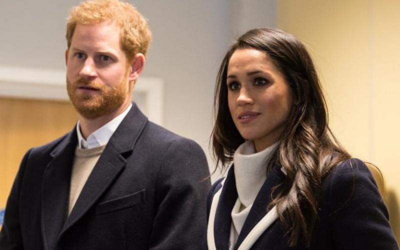 Príncipe Harry e a Duquesa Meghan podem renunciar à realeza