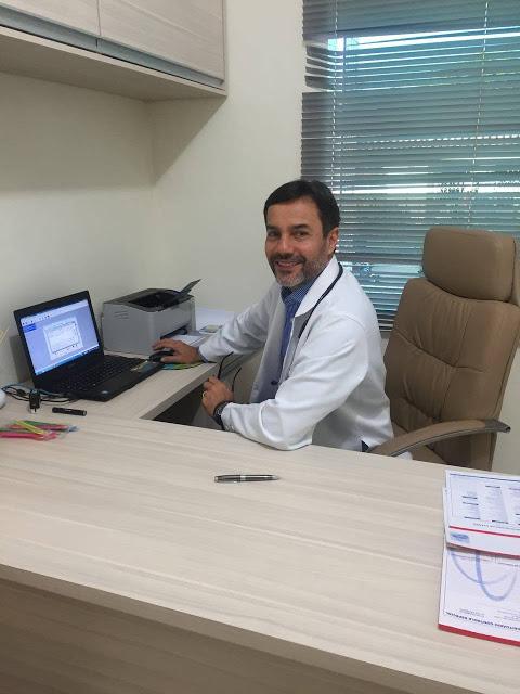Dr.Cláudio Máximo Guerra Otorrinolaringologista atendera dia 12/01 em Gilbués-PI