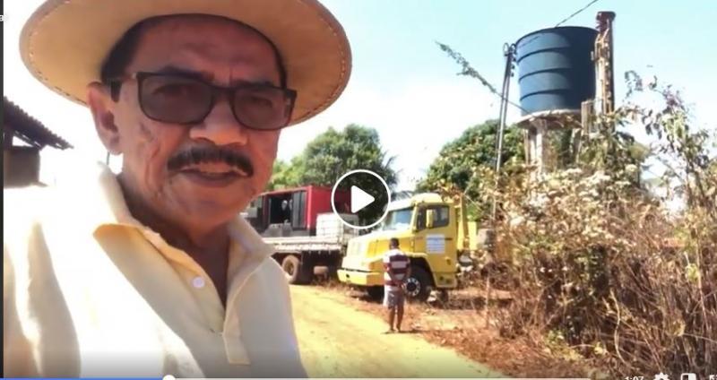 Capitão de Campos: Prefeitura instala caixas d'água nas comunidades