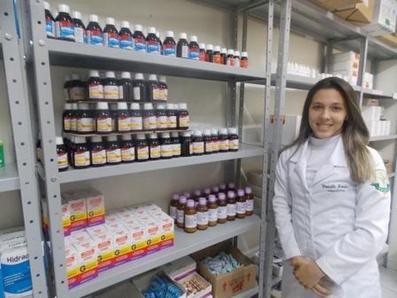 Barro Duro se destaca pelo funcionamento da Farmácia Básica Municipal