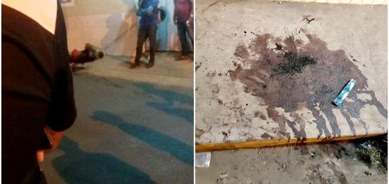 Após desentendimento, pai desfere golpes de faca no filho em Picos