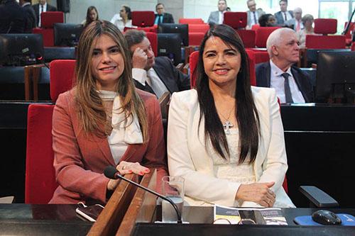 Vereadora Pollyana Rocha quer direção do PV em Teresina