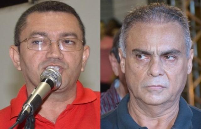 Picos | Possível filiação estremece a relação entre Araujinho e Pe. Walmir