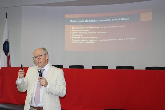 Comissões da OAB Piauí promovem palestra sobre Produtos Nocivos à Saúde