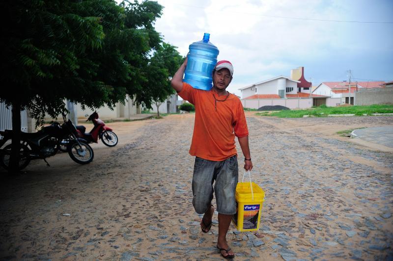 Projeto cria fundo para combater a seca no Nordeste