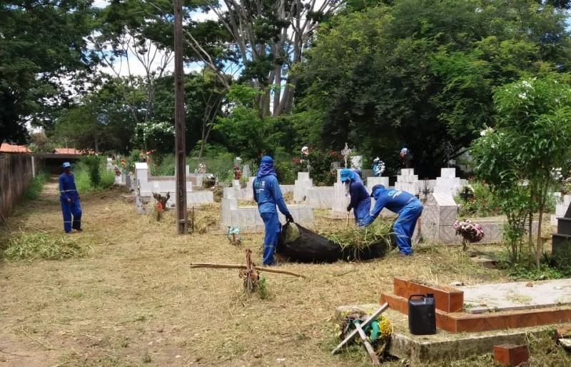 Cemitérios de Teresina terão missas durante o Dia de Finados