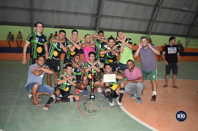 Buchas Futsal é Campeão da I Taça Malhada de Areia Futsal 2019
