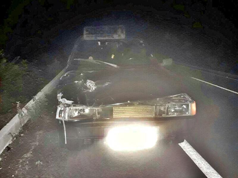 Suplente de vereadora se envolve em acidente na BR 316