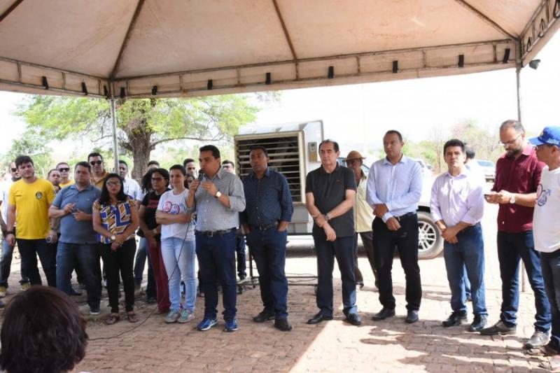 Floriano | Tabuleiro do Mato recebe o projeto Saúde em Movimento
