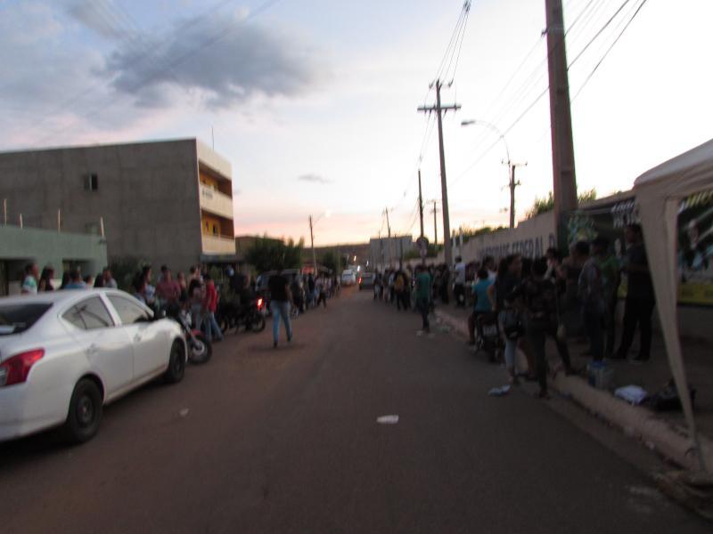Confira opinião de jovens sobre o primeiro dia da prova do Enem, em Picos