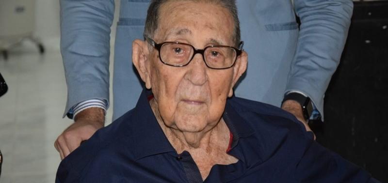 Morre, em Teresina, o Professor Inácio Baldoíno, ex-vereador de Picos