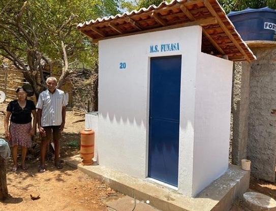 Santa Cruz | Comunidade Alto Bonito recebe ações de melhoria sanitária
