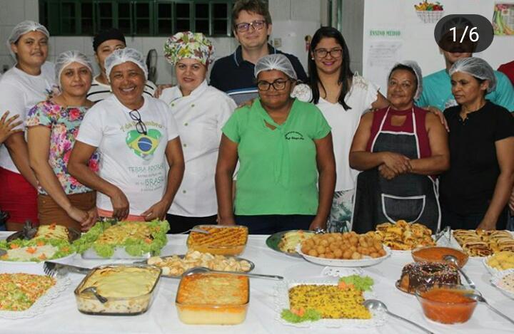 Santa Cruz dos Milagres | Gestão realiza curso de culinária regional