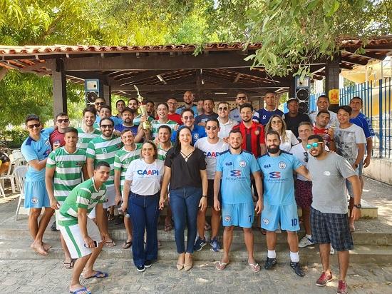 Subseção de Floriano celebra 25 anos com campeonato esportivo