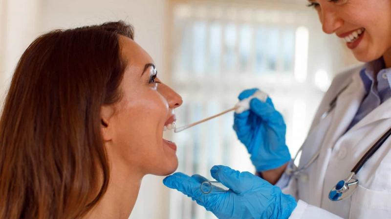 Teste em saliva pode prever quando a pessoa vai morrer