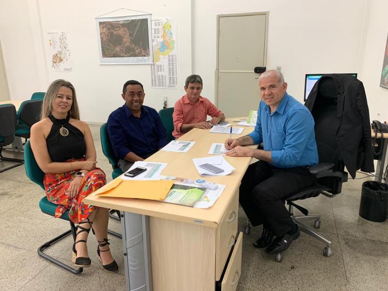 INCRA e PMF firmarão parceria para beneficiar assentamentos