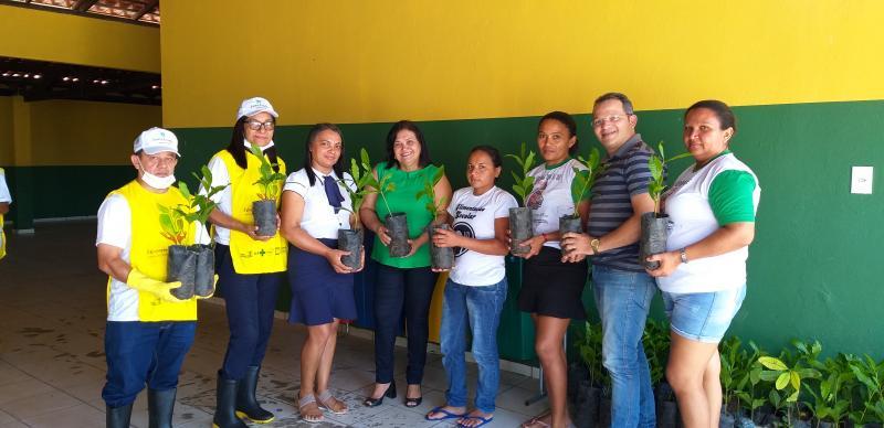 Prefeitura de Lagoinha  realiza campanha educativa com alunos do município
