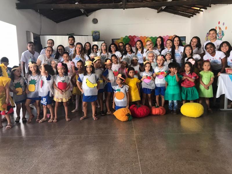 Conceição do Canindé Lança Programa Crescer Saudável