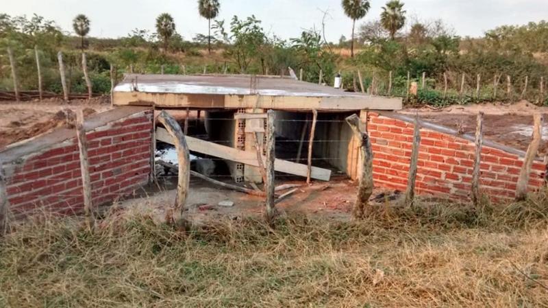 Capitão de Campos: Prefeitura constrói ponte ligando comunidades