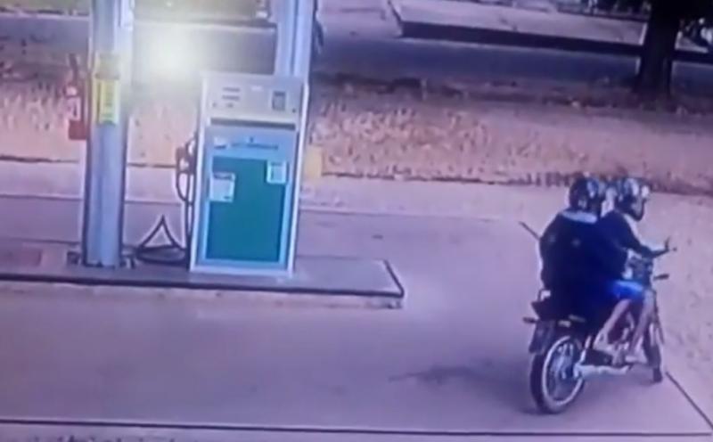 Cliente é sequestrada durante assalto em posto no Piauí
