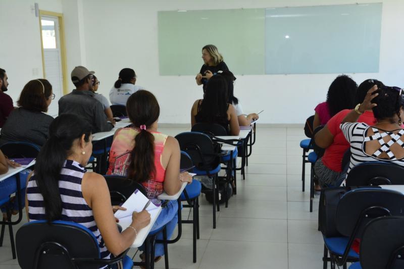 Planifica SUS capacita profissionais da Atenção Básica em Floriano