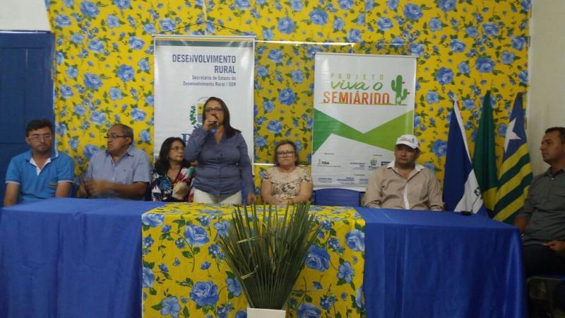 Escola Narciso Almeida é escolhida pelo Projeto Viva Semiárido