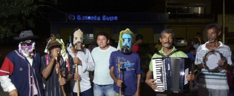 Prefeitura de Manoel Emídio resgata a cultura do reisado no município