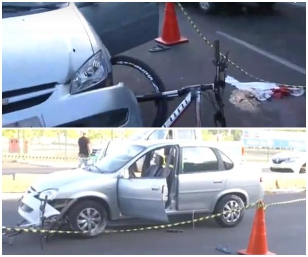 Motorista é baleado em briga no trânsito em Teresina
