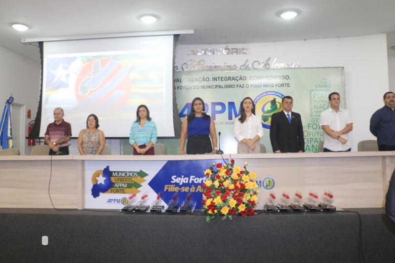 Encontro Estadual reuniu gestores de Assistência Social de todo o Piauí