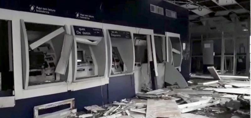 Acusados de explodir agências bancárias no PI são condenados
