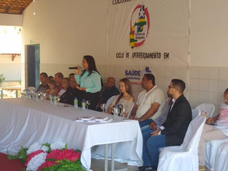 Prefeitura de Colônia do Gurgueia promove capacitação dos servidores