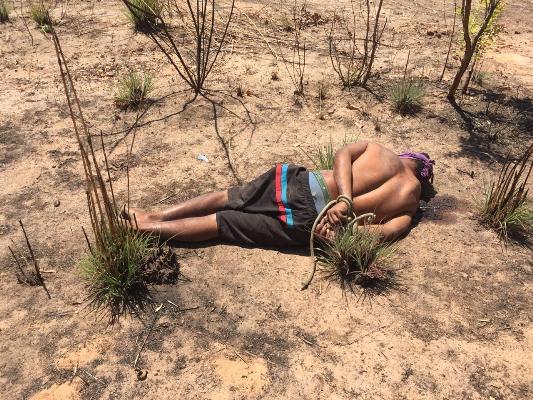 Corpo com sinais de tortura é encontrado em Timon