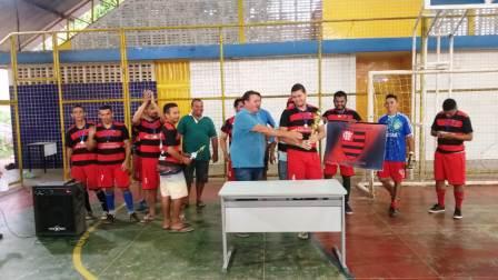 Alto Longá realiza a primeira edição do campeonato Longaense de FUTSAL
