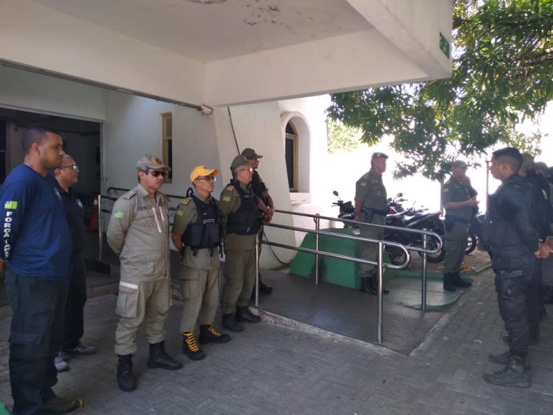 Homem é preso em local de aplicação de prova do Enem no Piauí