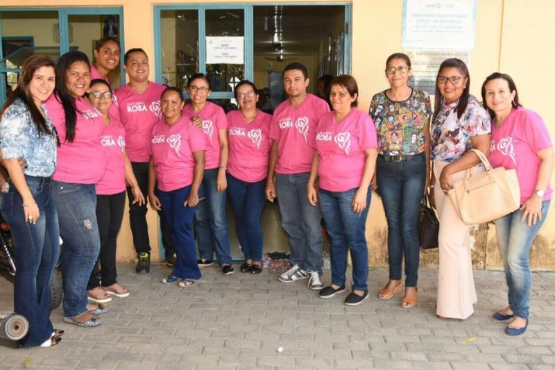Unidade de Saúde realiza mutirão de exame de colo útero