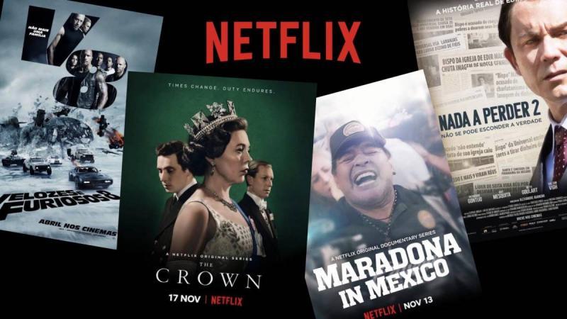 Confira os lançamentos da Netflix nesta semana (11/11 a 17/11)