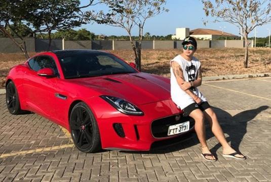 Piauiense Whindersson Nunes está entre os cinco youtubers mais ricos do Brasil