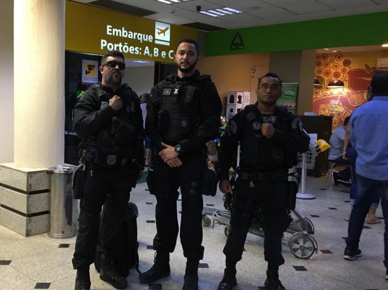 Agentes do Piauí são enviados para solucionar crise prisional no Pará