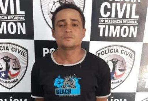 GPE-18/Timon prende latrocida condenado a mais de 22 anos de prisão