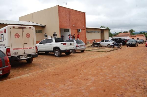Colônia do Gurguéia agora tem atendimento médico noturno