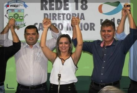 Liége Cavalcante poderá ser vice de Joãozinho Félix em Campo Maior