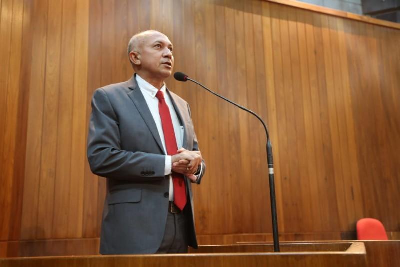 Warton propõe audiência para discutir situação do esporte no Piauí