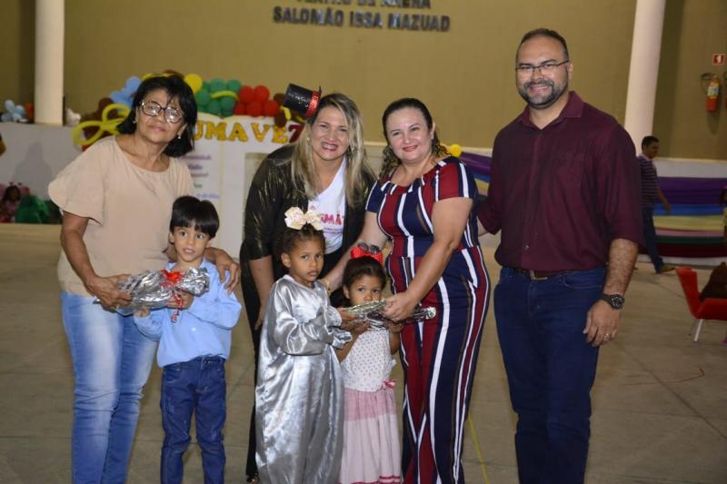 Escola Iracema Miranda promove culminância do Projeto LECRIMAT