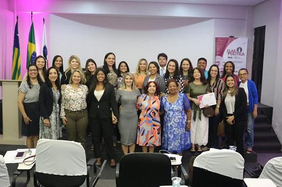 """Comissão da Mulher Advogada da OAB-PI realiza evento """"Elas na Política"""""""