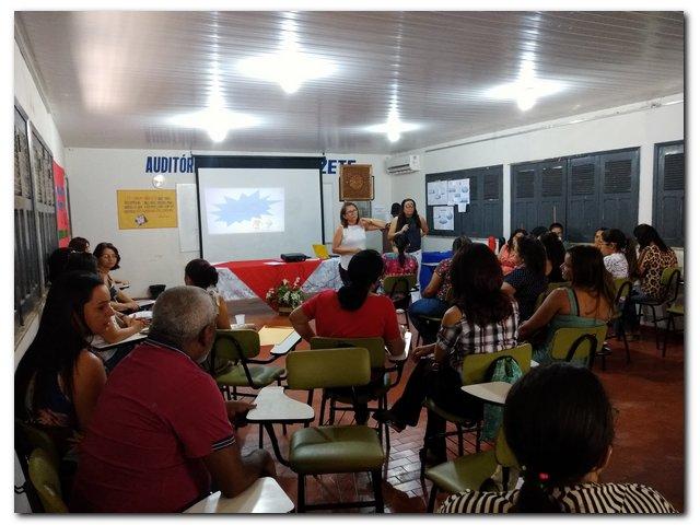 Secretaria de Educação realiza Formação Pro BNCC