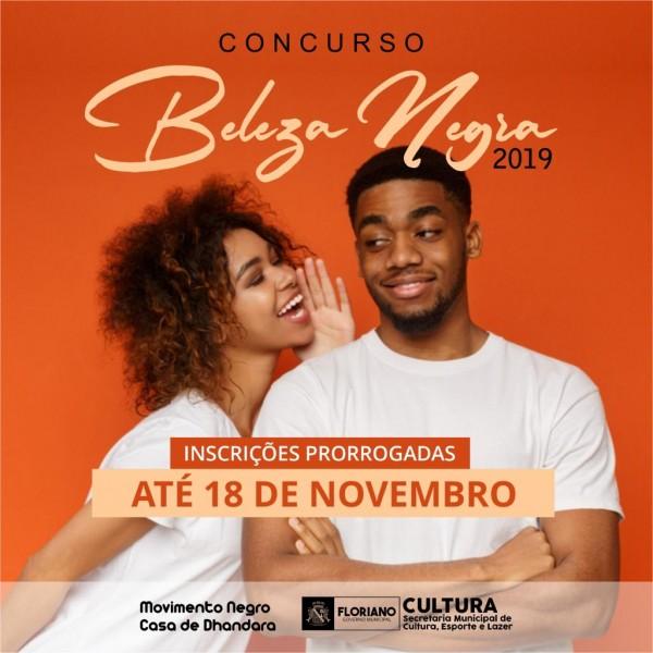 Concurso Beleza Negra 2019