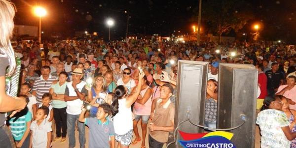 Secretaria de Agricultura de Cristino Castro realizou a III Edição da Feira das Águas