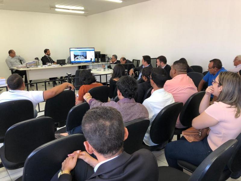 Ex-militar é condenado em 1º Júri Popular por videconferência do Piauí
